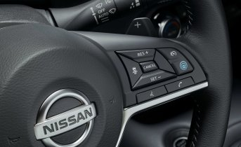 New Nissan JUKE Interior 10
