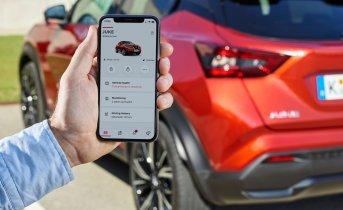 New Nissan JUKE NC App 12