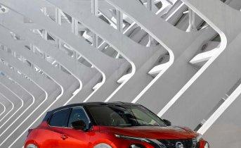 New Nissan JUKE Static 18