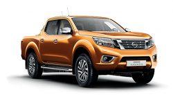 Új Nissan Navara