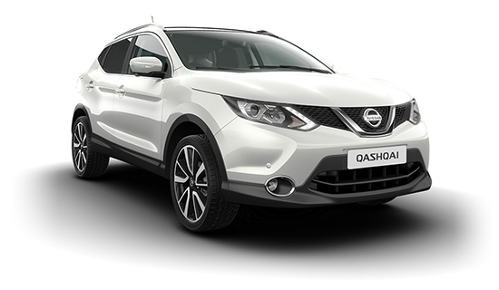 Új Nissan Qashqai