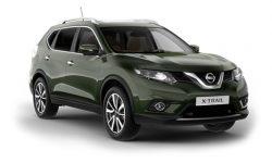 Új Nissan X-Trail
